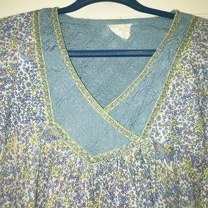 Tops - Vintage Indian Blouse